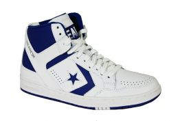 Converse Weapon Mid White/Blue