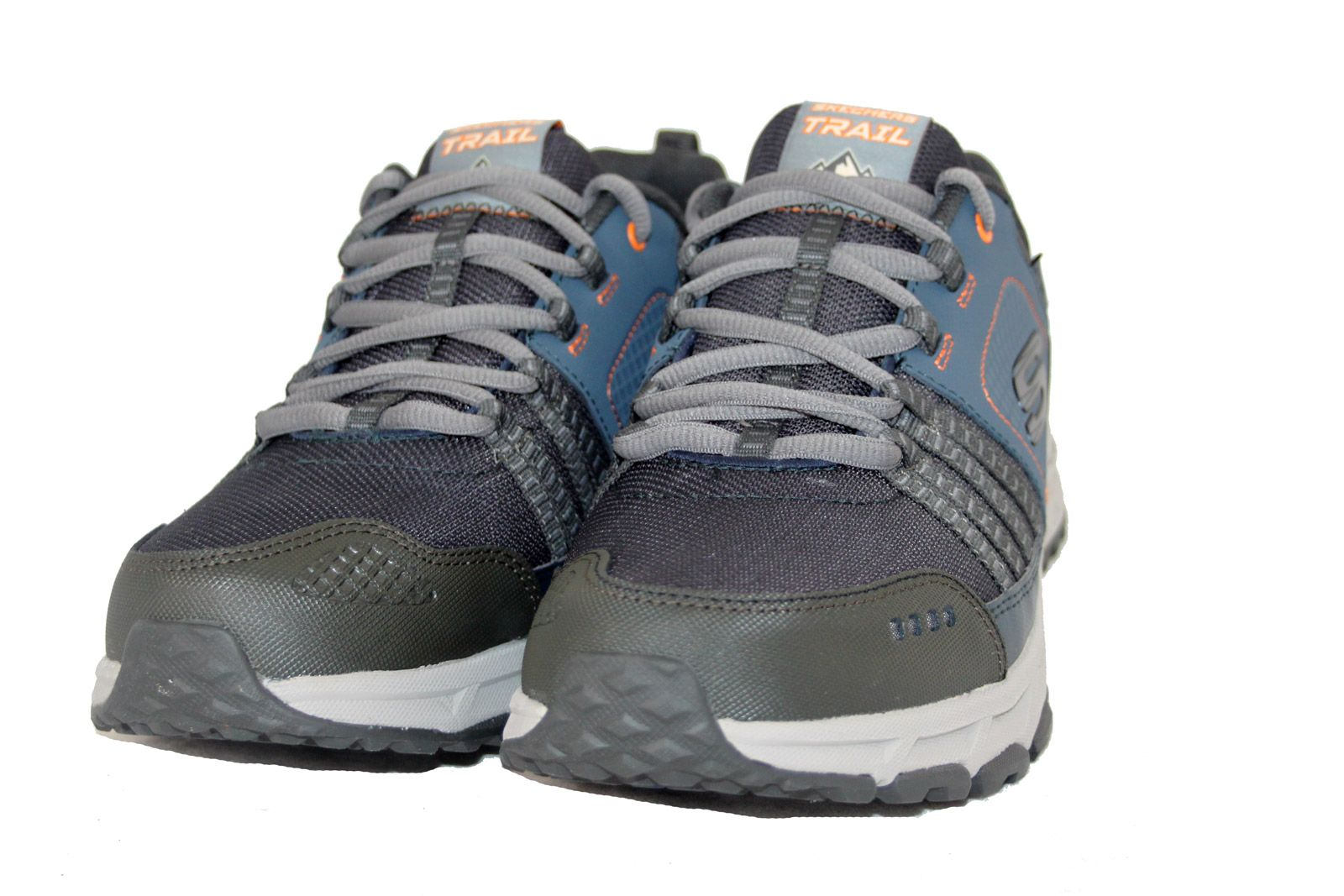 flauta Condición Alentar  Skechers 51591 Escape Plan Men's Trainer Navy | Skechers - Mens ...